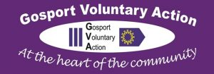 Gosport Voluntary Action - At the Heart of the Community logo