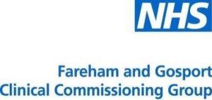 NHS Fareham & Gosport Logo
